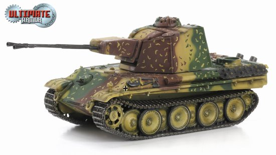 5.5cm Zwilling Flakpanzer Western Front 1945 - Ultimate Armor (1:72)
