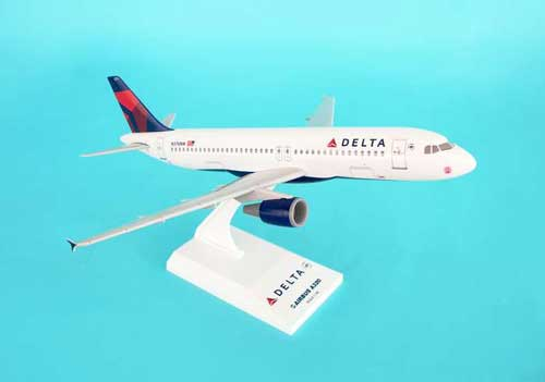 "Delta A320 ""New Livery"" (1:150)"
