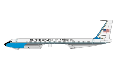 USAF VC-137C #62-6000 Air Force One (1:400)