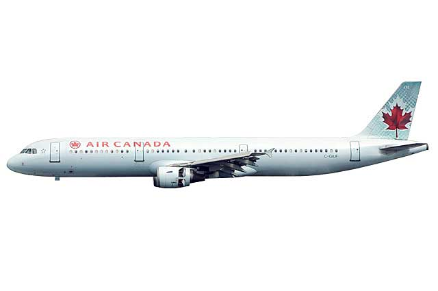 Air Canada A321 C-GIUF (1:400) - Preorder item, order now for future delivery