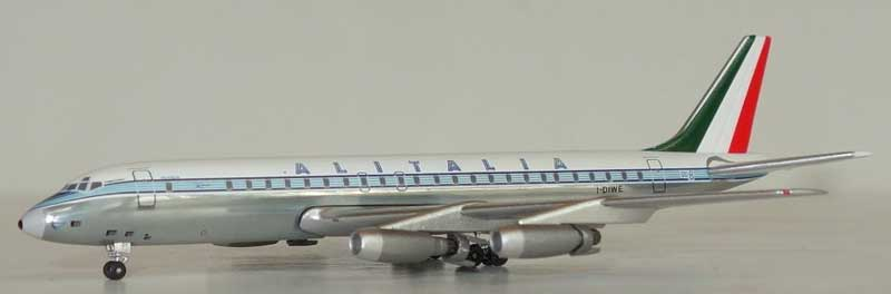 Altialia DC-8 I-DIWE (1:400) - Preorder item, Order now for future delivery