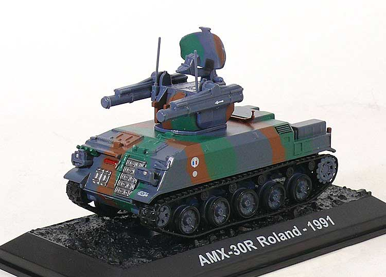 AMX-30R Roland, 57th Anti-Aircraft Artillery Regiment, French Army, 1991 (1:72)