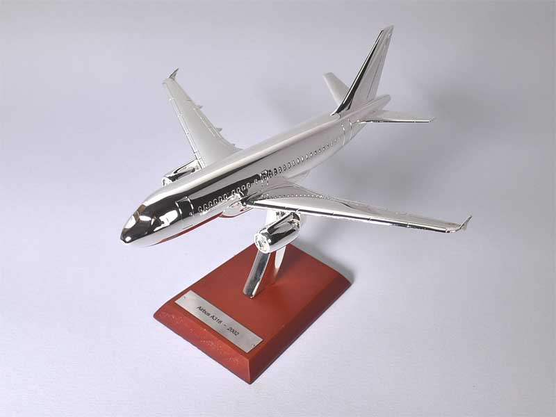 Airbus A318, 2002 (1:200)