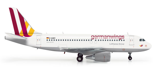 Germanwings A319 (1:200)