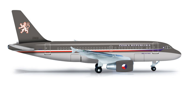 Czech Air Force A319CJ (1:500) - Special Sale Item
