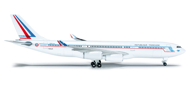 French Air Force A340-200 (1:500) - Special Sale Item