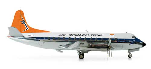 South African Viscount 800 (1:200)