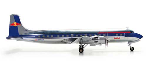 Flying Bulls DC-6B (1:200)