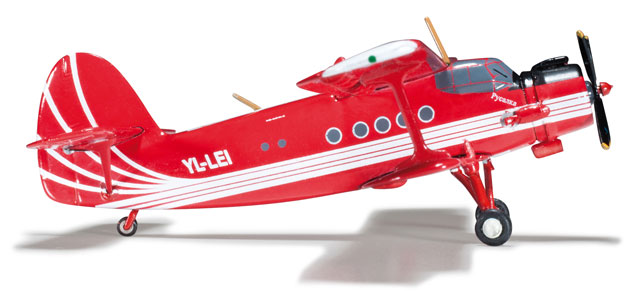 Antonov Club Avianna AN-2 (1:200)