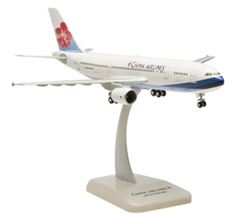 China Airlines A300-600R (1:200) with Gear B-18503