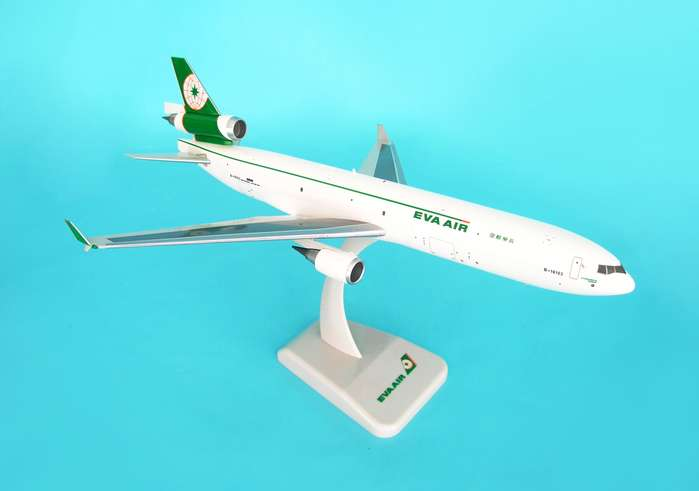 "Eva MD-11F ""Old Livery"" W/Gear (1:200)"
