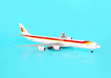 Iberia A340-600 With Gear No Stand (1:400)