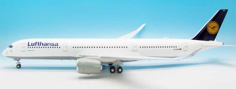 Lufthansa A350 D-AIXA (1:200) - Preorder item, order now for future delivery