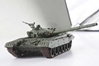 T-72A Main Battle Tank, Soviet Army, 1980 (1:72)