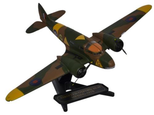 Airspeed AS.10 Oxford Mk.I, MP425, No. 1536 Beam Approach Training Flight, RAF, 1943, RAF Museum, Hendon (1:72)
