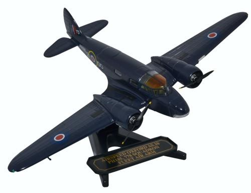 Airspeed AS.10 Oxford T.I, PH185, No. 778 Squadron, Fleet Air Arm, RNAS Ford (1:72)