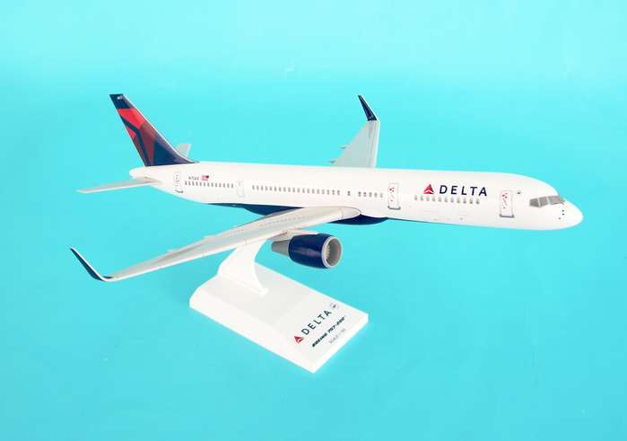 "Delta 757-200 ""New Livery"" (1:150)"