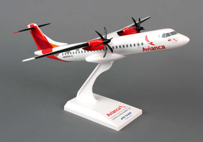 "Avianca ATR-72-600 ""New Livery"" (1:100)"