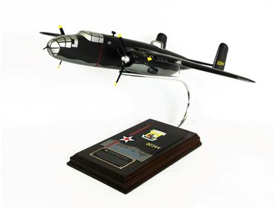 B-25B Mitchell Bomber Signed by Richard Cole (1:41)
