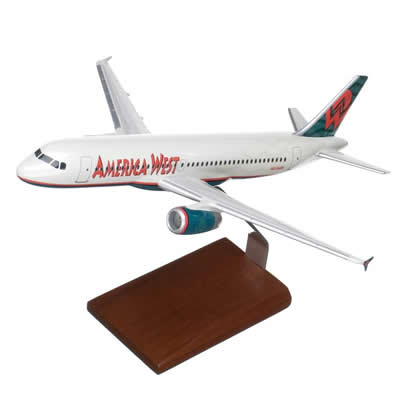 America West A320 (1:100)