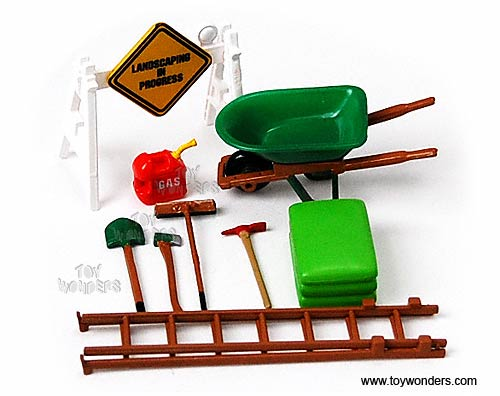 Hobby Gear Landscaping Set (1:24 Scale)