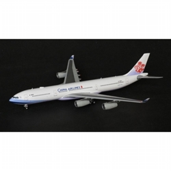 China Airlines A340-300 B-18801 with Antenna (1:400)