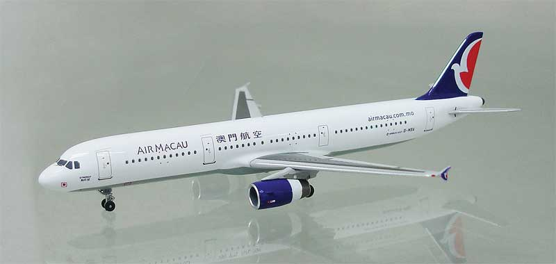 Air Macau A321 B-MBA (1:400)