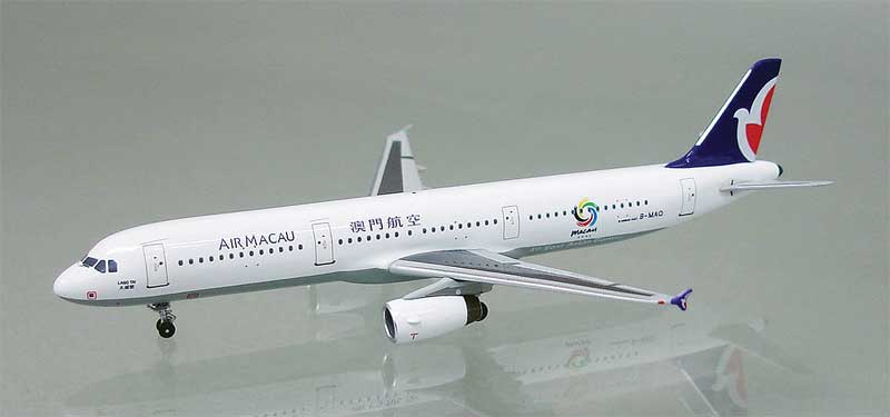 Air Macau A321 B-MAQ (1:400)