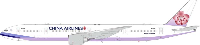 China Airlines 777-36N/ER B-18051 (1:200)