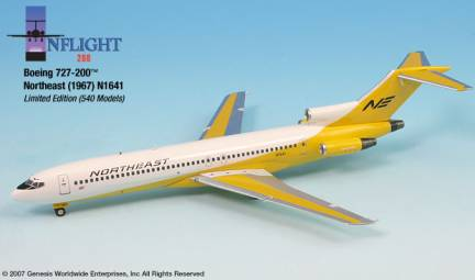 Northeast B727-200 (1:200)