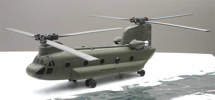 US Army Boeing CH-47 Chinook (1:60)