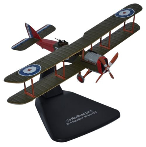Airco (de Havilland) DH.4, No. 5 Squadron, Royal Naval Air Service (RNAS), 1918 (1:72)