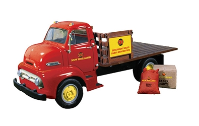 New Holland Parts and Service 1953 Ford COE (1:34)