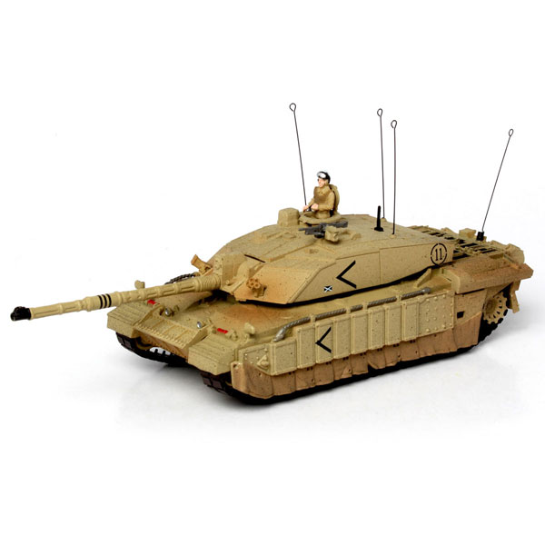 U.K. Challenger Tank Barsa 2003 Operation Iraqi Freedom (1:72)