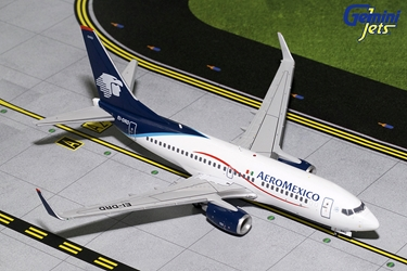 AeroMexico B737-700 Winglets EI-DRD (1:200) - Preorder item, Order now for future delivery