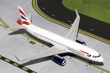 British Airways A320 Sharklets G-EUYV (1:200)