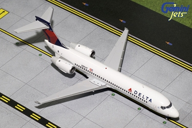 Delta Airlines B717-200 N891AT (1:200)