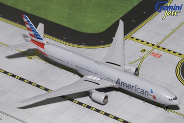 American B777-300ER N721AN (1:400) - Preorder item, order now for future delivery