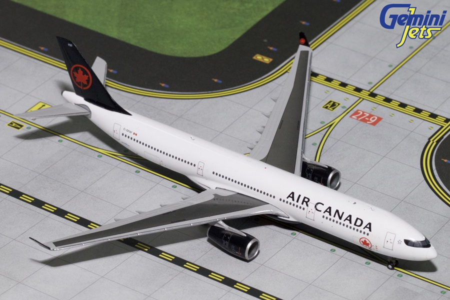 Air Canada A330-300 2017 Livery C-GFAF (1:400) - Preorder item, order now for future delivery