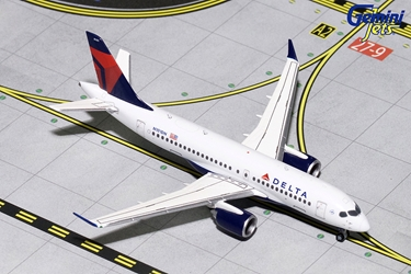 Delta Airlines CS100 N101DN (1:400) - New Mould - Preorder item, Order now for future delivery