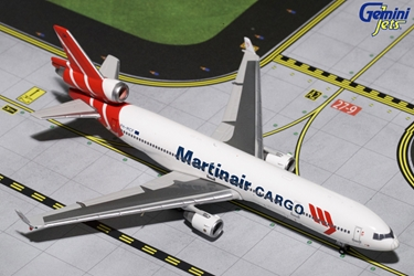 "Martinair MD-11CF PH-MCP ""Final Flight"" (1:400)"