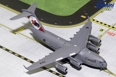 "Canadian Air Force Boeing C-17 ""75 Years"" 177704 (1:400) - Preorder item, order now for future delivery"