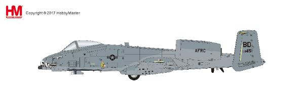 "A-10C Thunderbolt II, ""Hairless Joe"" 79-0145, 47th FS, 917th FG, Barksdale AFB, 2012 (1:72)"