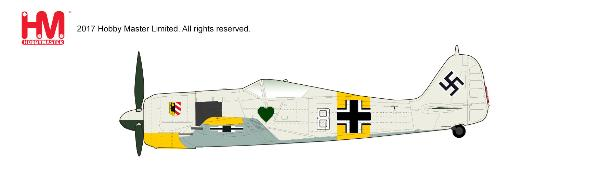 "FW 190A-4, ""White 8"", 1. Staffel/I. Gruppe, JG.54 (1:48) - Preorder item, order now for future delivery"