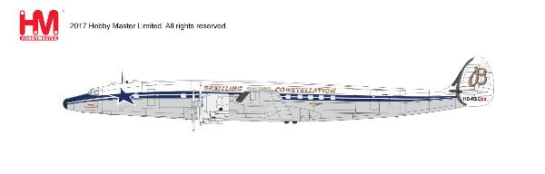 Breitling Super Constellation Lockheed L-1049A (1:200) - Preorder item, order now for future delivery