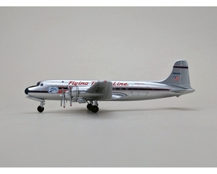 Flying Tiger Line DC-4 N90433 (1:400)