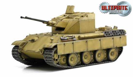 "Flakpanzer V ""Coelian"" German 1945 (1:72), Dragon Diecast Armor Item Number DRR60590"