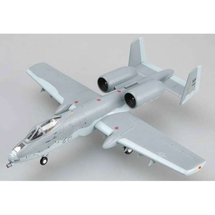 A-10a Warthog Germany 1992 (1:72), EasyModel Aircraft Models Item Number EM37112