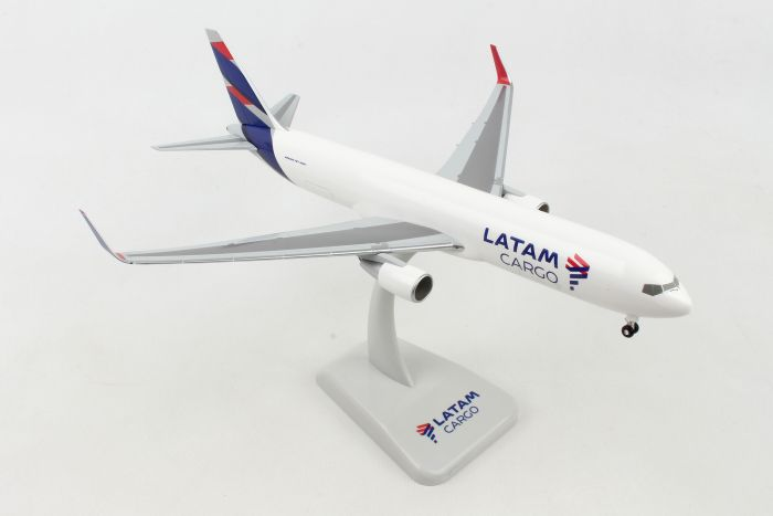 LATAM Cargo 767-300F (1:200) by Hogan Wings Collectible Airliner Models item number: HG11106G