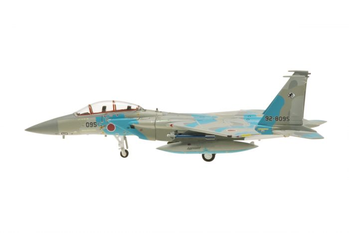 F-15DJ JASDF, 92-8095 Year 2009 Blue (1:200) by Hogan Wings Military Airplane Models item number: HG60180